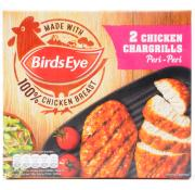 Birds Eye Peri Peri Chicken Chargrills