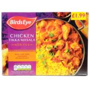 Bird Eye Chcken Tikka Masala