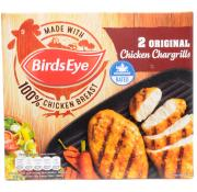 Birds Eye Original Chicken Chargrills