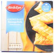 Birds Eye Sausage Rolls