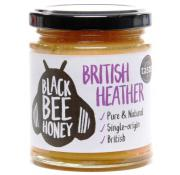 Black Bee Honey British Heather