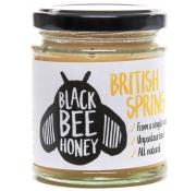 Black Bee Honey British Spring