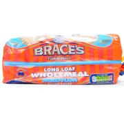Braces Long Loaf Wholemeal Medium