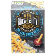 Brew City IPA Last Order Fries