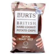Burts Devon Roast Beef Chips