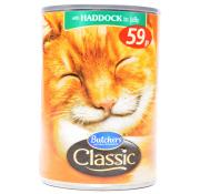 Butchers Classic Haddock Cat Food