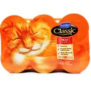 Classic Cat Food Assorted Meat in Jelly