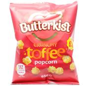 Butterkist Popcorn Toffee