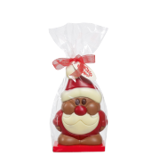 Chocolate Alchemist Milk Chocolate Happy Santa Gift Bag