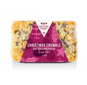 Cottage Delight Christmas Crumble Butter Shortbread