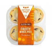Cottage Delight Gluten Free Fruity Mince Pies