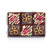 Cottage Delight Passion Fruit and Raspberry Chocolate Dainties