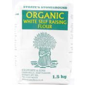 Cann Mill Organic White Self Raising Flour
