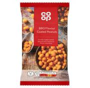 Co Op BBQ Coated Nuts