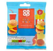 Co Op Build A Burger