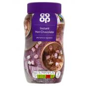 Co Op Fairtrade Instant Hot Chocolate