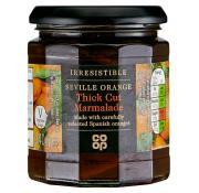 Co Op Irresistible Seville Orange Thick Cut Marmalade