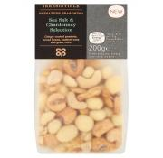 Co Op Irresistible Sea Salt and Chardonnay Nut Selection
