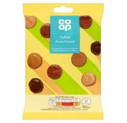 Co Op Toffee Assortment