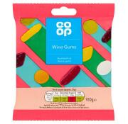 Co Op Wine Gums