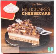 Coppenrath and Wiese Millionaires Cheesecake