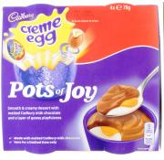 Cadbury Pots Of Joy Limited Edition Creme Egg