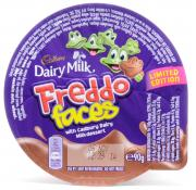 Cadbury Limited Edition Freddo Faces
