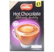 Cafe Classic Hot Chocolate Sachets