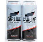 Carling 4% Pack