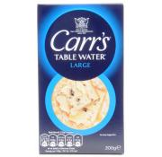 Carrs Table Water Large