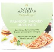 Castle Maclellan Smoked Duck Pate