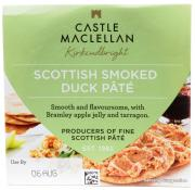Castle Maclellan Scottish Smoked Duck Pate