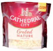 Cathedral City Grated Mature