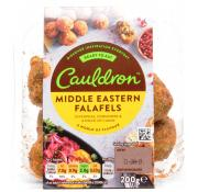 Cauldron Middle Eastern Falafels