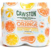 Cawston Sparkling Orange