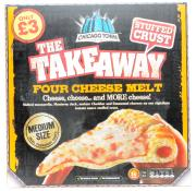 Chicago Town The Takeaway Four Cheese Melt Pizza