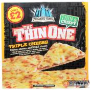 Chicago Town The Thin One Triple Cheese
