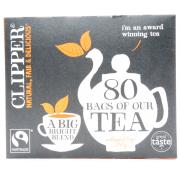 Clipper Teabags Fairtrade