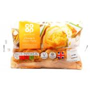 Co Op Cheese And Onion Pasty