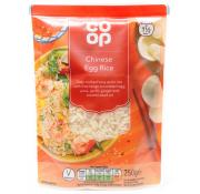 Co Op Microwave Chinese Egg Fried Rice