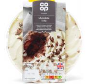 Co Op Chocolate Trifle