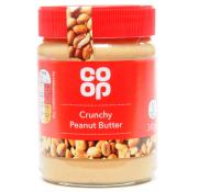 Co Op Crunchy Peanut Butter