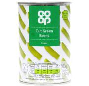 Co Op Cut Green Beans In Water