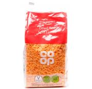 Co Op Dried Red Split Lentils