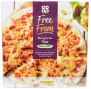 Co Op Free From Margherita Pizza