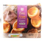 Co Op Free Form Yorkshire Puddings