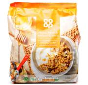 Co Op Honey Raisin and Almond Granola
