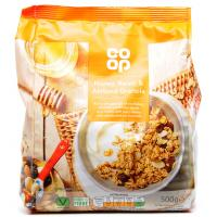 Co Op Honey Raisin and Almond Granola image