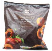 Co Op Irresistible Beer Battered Onion Rings