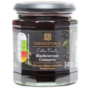 Co Op Irresistible Blackcurrant Conserve
